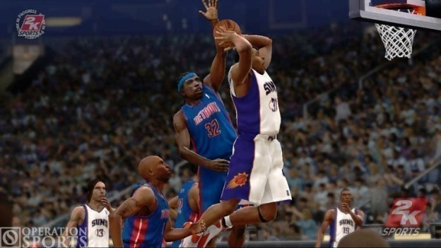 NBA 2K7 Screenshot #4 for Xbox 360