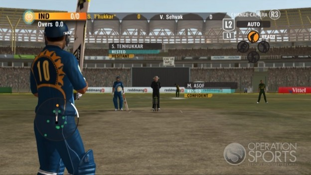 International Cricket 2010 Screenshot #6 for Xbox 360