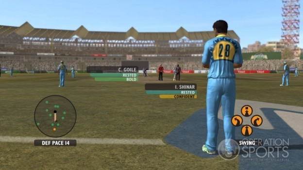 International Cricket 2010 Screenshot #7 for Xbox 360