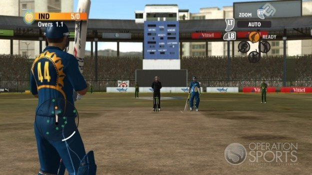 International Cricket 2010 Screenshot #11 for Xbox 360