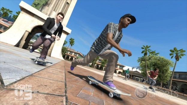 Skate 3 Screenshot #31 for Xbox 360