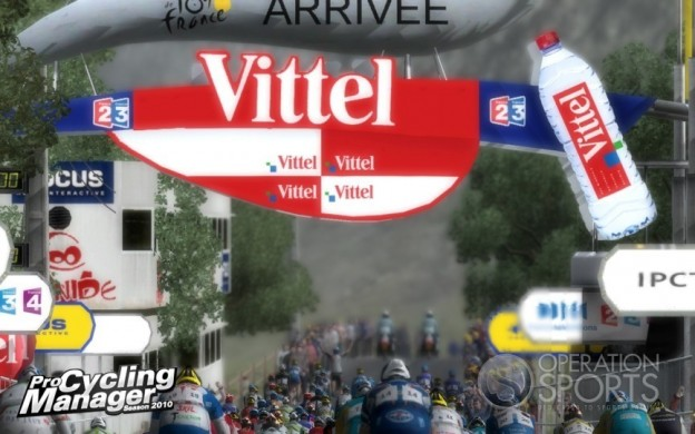 Pro Cycling Manager/Tour de France 2010 Screenshot #3 for PC