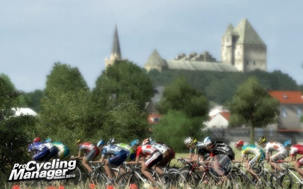 Pro Cycling Manager/Tour de France 2010 Screenshot #4 for PC