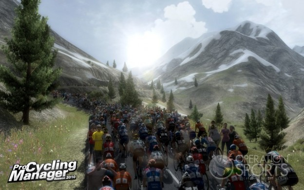 Pro Cycling Manager/Tour de France 2010 Screenshot #7 for PC