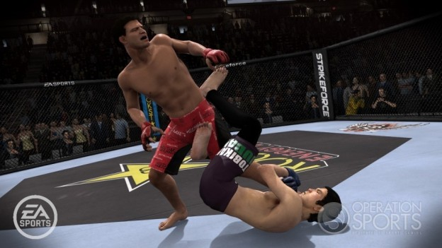 EA Sports MMA Screenshot #30 for Xbox 360