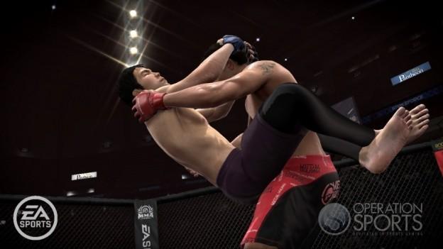 EA Sports MMA Screenshot #31 for Xbox 360