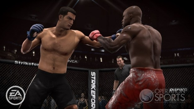 EA Sports MMA Screenshot #32 for Xbox 360