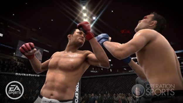 EA Sports MMA Screenshot #34 for Xbox 360
