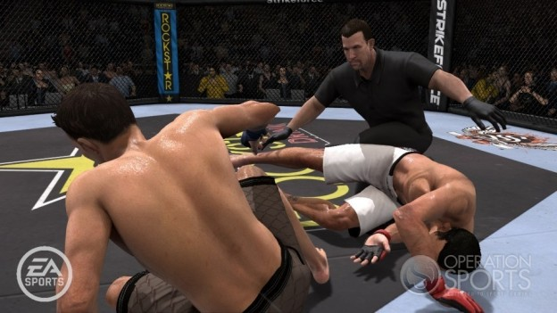 EA Sports MMA Screenshot #35 for Xbox 360