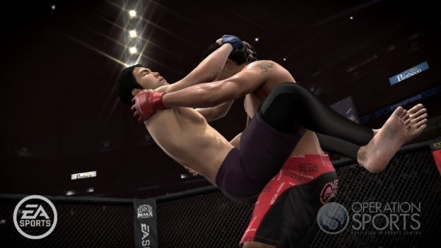 EA Sports MMA Screenshot #7 for PS3