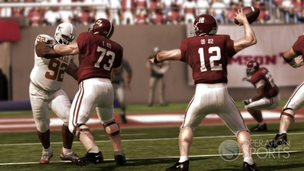 NCAA Football 11 Screenshot #12 for Xbox 360