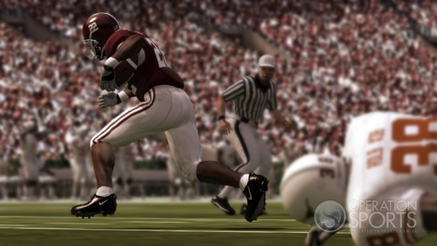 NCAA Football 11 Screenshot #13 for Xbox 360