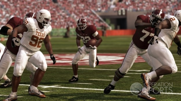 NCAA Football 11 Screenshot #15 for Xbox 360