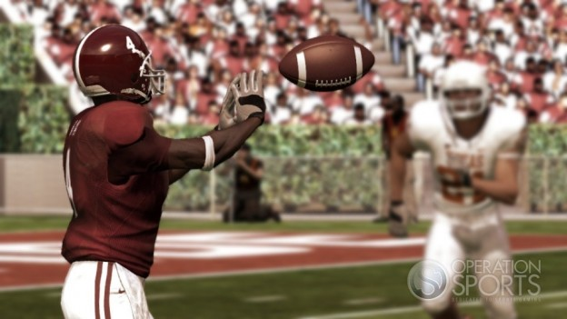 NCAA Football 11 Screenshot #11 for PS3