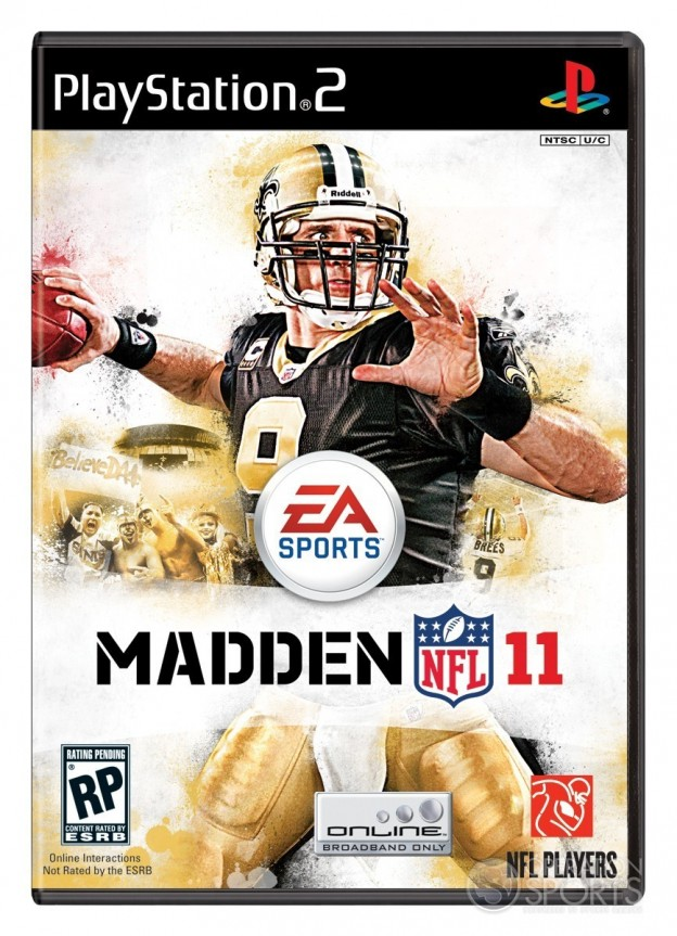 Madden NFL 11 Screenshot #1 for PS2