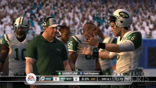 Madden NFL 11 Screenshot #16 for Xbox 360