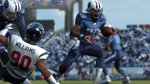 Madden NFL 11 Screenshot #17 for Xbox 360