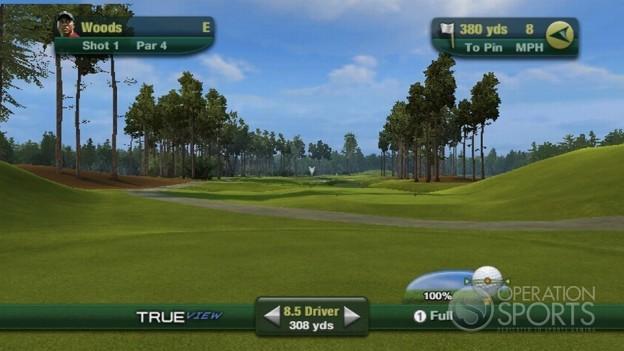Tiger Woods PGA TOUR 11 Screenshot #13 for Wii
