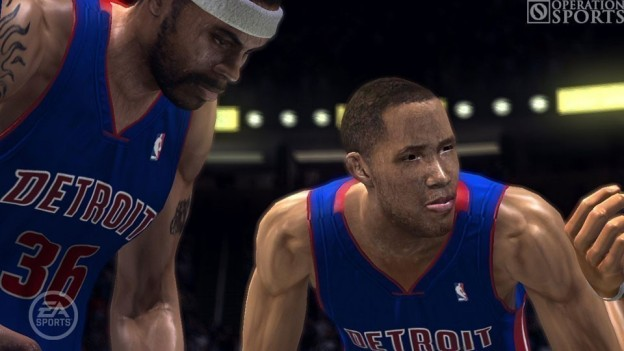 NBA Live 06 Screenshot #2 for Xbox 360