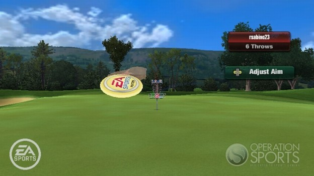 Tiger Woods PGA TOUR 11 Screenshot #17 for Wii