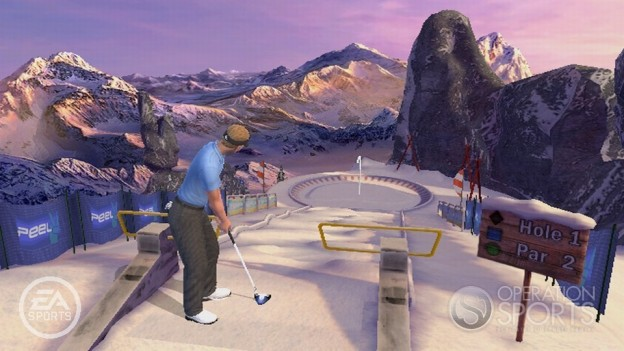 Tiger Woods PGA TOUR 11 Screenshot #19 for Wii