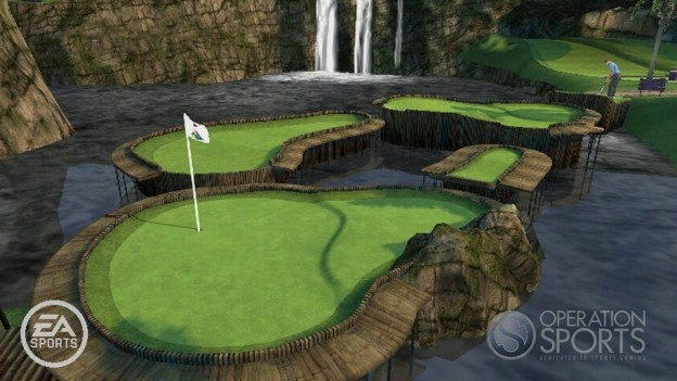 Tiger Woods PGA TOUR 11 Screenshot #20 for Wii