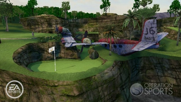 Tiger Woods PGA TOUR 11 Screenshot #21 for Wii
