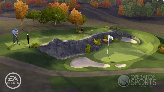 Tiger Woods PGA TOUR 11 Screenshot #25 for Wii
