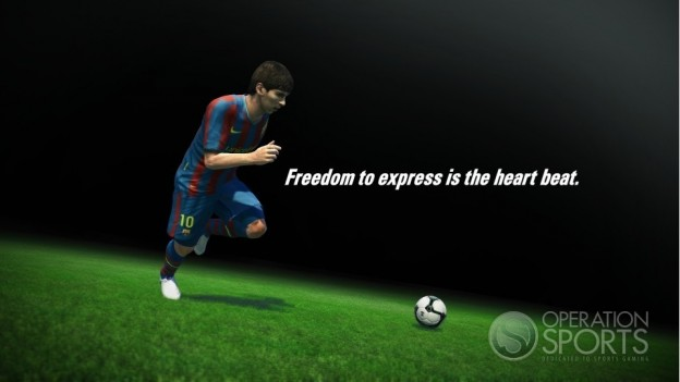 Pro Evolution Soccer 2011 Screenshot #2 for Xbox 360