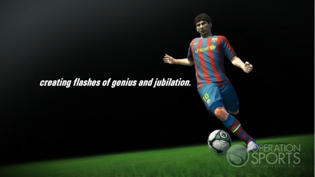 Pro Evolution Soccer 2011 Screenshot #4 for Xbox 360