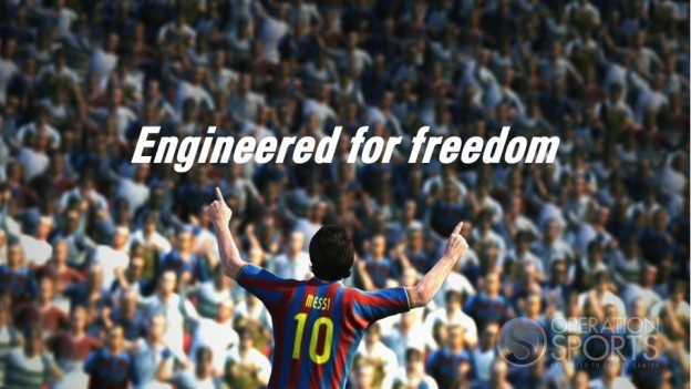 Pro Evolution Soccer 2011 Screenshot #6 for Xbox 360