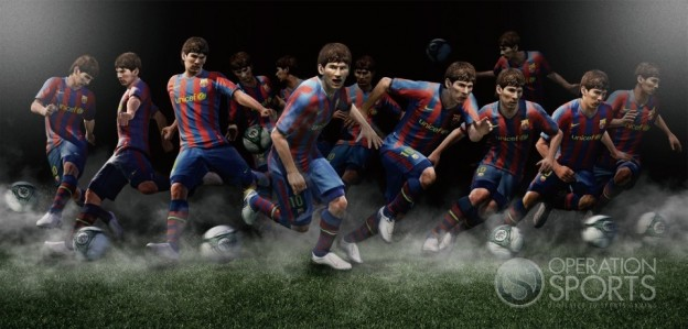 Pro Evolution Soccer 2011 Screenshot #7 for Xbox 360