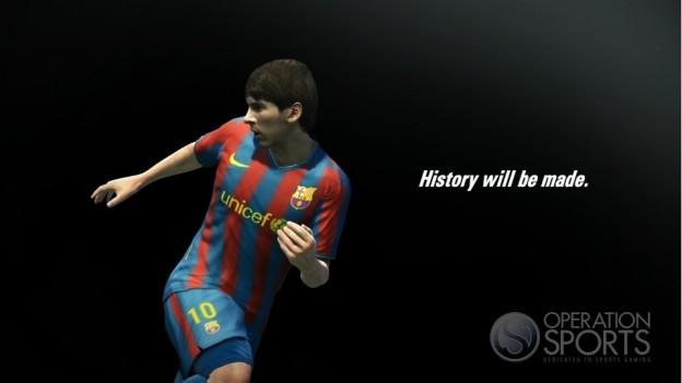 Pro Evolution Soccer 2011 Screenshot #5 for PS3