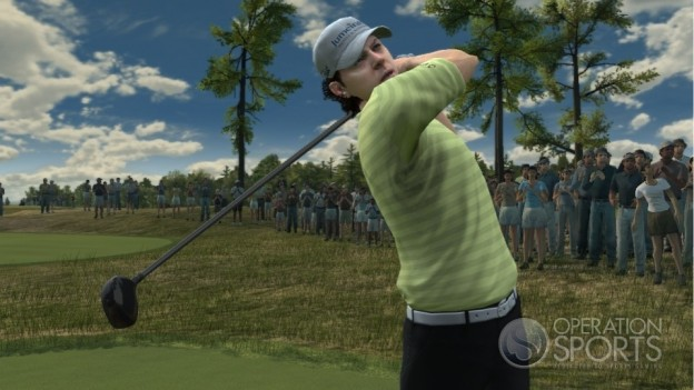 Tiger Woods PGA TOUR 11 Screenshot #18 for Xbox 360