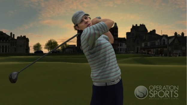 Tiger Woods PGA TOUR 11 Screenshot #21 for Xbox 360