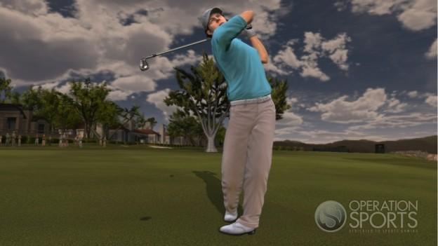 Tiger Woods PGA TOUR 11 Screenshot #22 for Xbox 360