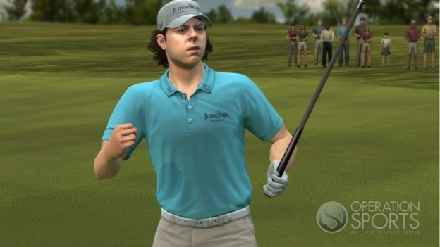 Tiger Woods PGA TOUR 11 Screenshot #23 for Xbox 360