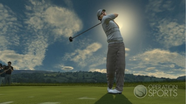 Tiger Woods PGA TOUR 11 Screenshot #26 for Xbox 360