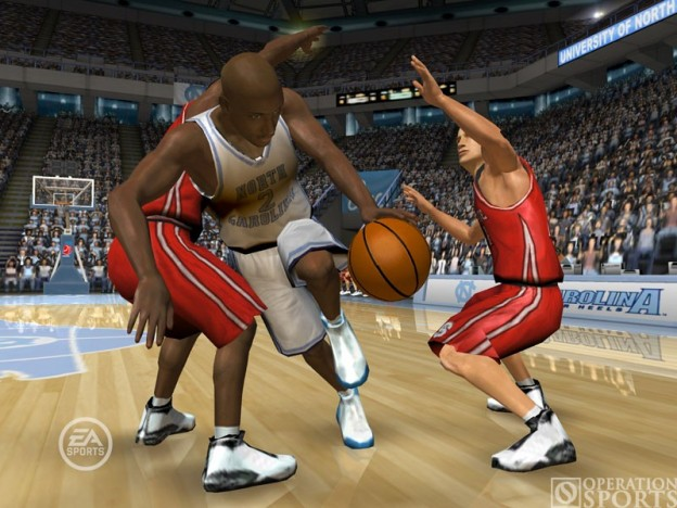 NCAA March Madness 06 Screenshot #1 for Xbox