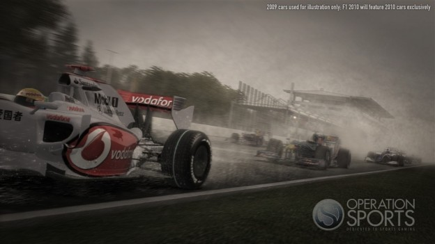 F1 2010 Screenshot #8 for Xbox 360