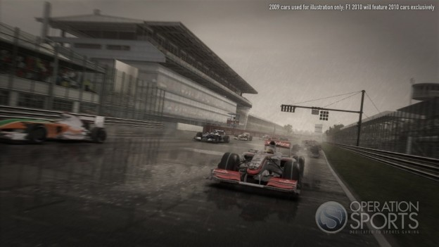 F1 2010 Screenshot #12 for Xbox 360