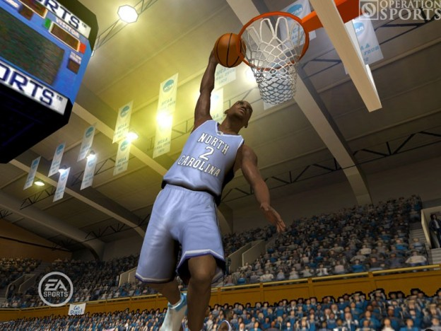 NCAA March Madness 06 Screenshot #2 for Xbox