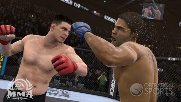 EA Sports MMA Screenshot #38 for Xbox 360