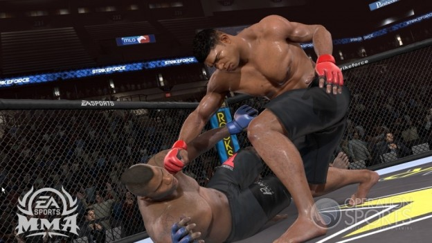 EA Sports MMA Screenshot #41 for Xbox 360