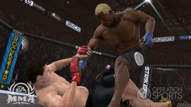 EA Sports MMA Screenshot #43 for Xbox 360