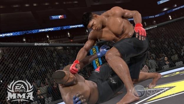 EA Sports MMA Screenshot #17 for PS3