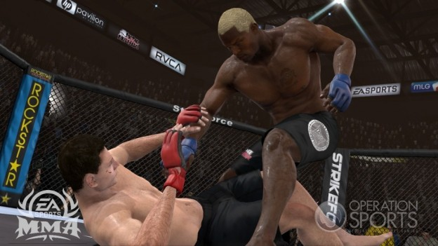 EA Sports MMA Screenshot #19 for PS3