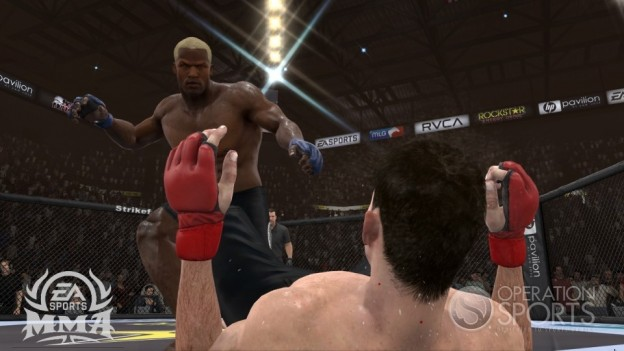 EA Sports MMA Screenshot #20 for PS3