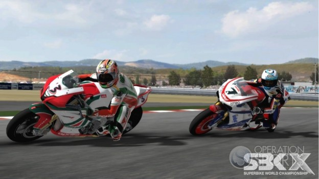 SBK X Screenshot #11 for Xbox 360