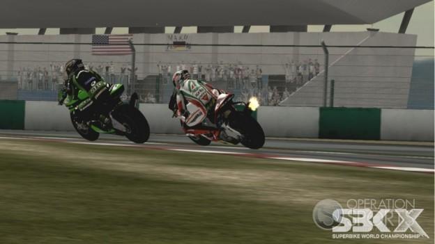 SBK X Screenshot #12 for Xbox 360